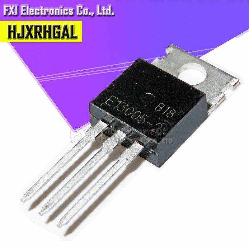 10PCS E13005-2 E13005 MJE13005-2 MJE13005 TO-220 T New Original