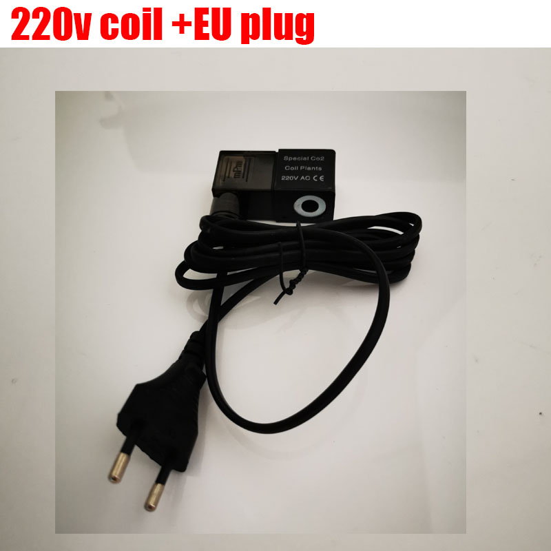 Various spare plug accessories W01 pressure-reducing valve series spare sealing ring 12V 110V 220V coil