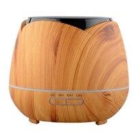 400Ml Ultrasonic Aromatherapy Difusor Umidificador de Ar Para Casa E Quarto Aroma Difusor Óleo Essencial Nos Ligue|Umidificadores| |  -