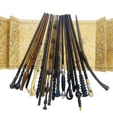 24 вида волшебных палочек для косплея маэрфу Сирия Гермиона Дамблдор луна волшебная палочка качество без коробки детский подарок-сюрприз