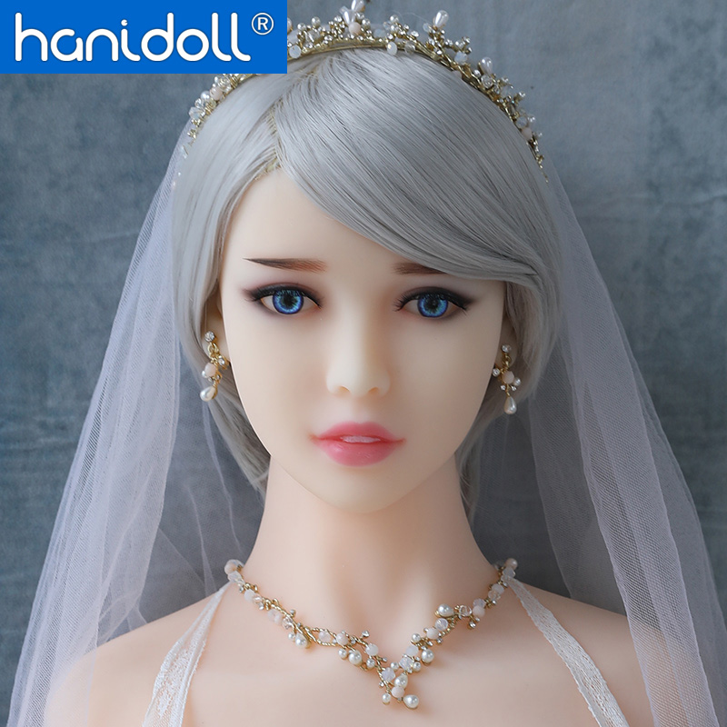 Hanidoll Silicone <font><b>Sex</b></font> <font><b>Doll</b></font> Heads for <font><b>Sex</b></font> <font><b>Doll</b></font> of <font><b>100cm</b></font>-170cm image