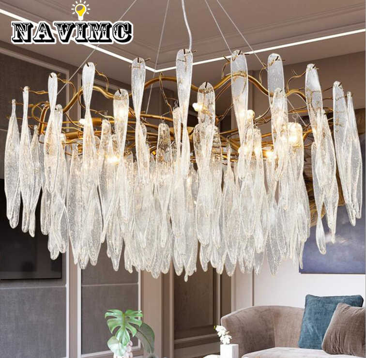 Gold American Style Retro Chandeliers LED  Lighting For Living  Dining Room Bedroom Hall Hotel Restaurant  Fashion