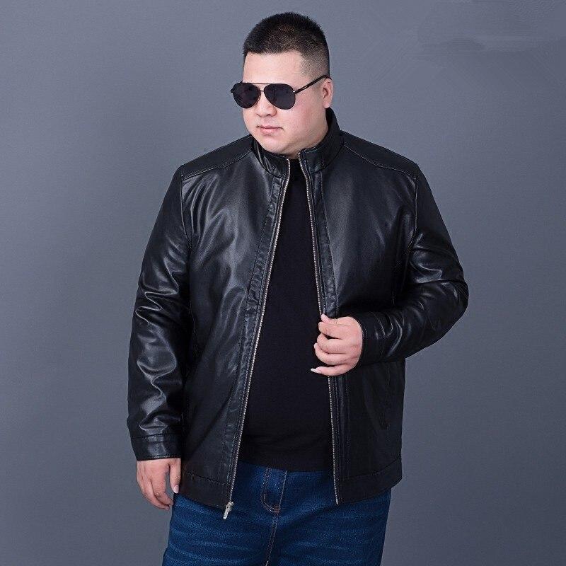 10XL 8XL 6XL 5XL Motorcycle Leather Jackets Men ,men's Leather Jacket, Jaqueta De Couro Masculina,mens Leather Jackets,men Coats