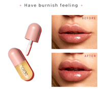 Botanical Lip Oil Liquid Plump Moisturizing Enhancer Plumper Reduce Fine Lines Increase Lip Elasticity Lip Care TSLM1