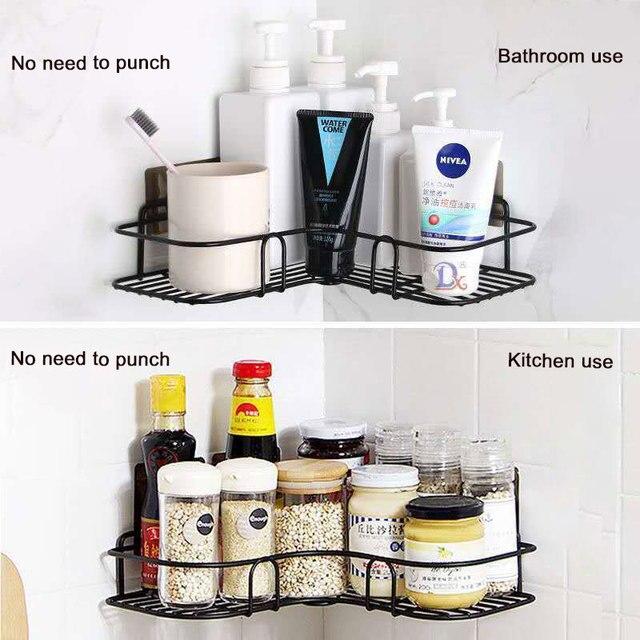 Фото стеллажи для ванной комнаты без перфорации угловых следов бытовые
