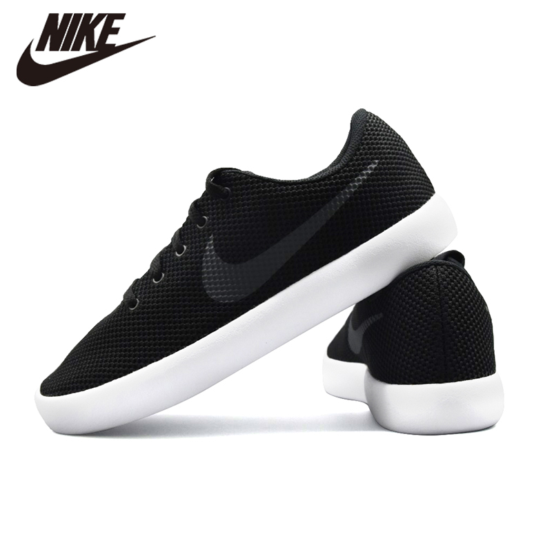Original Nike Mens Authentic FINALE EVO ESSENTIALIST Cut Outs Skateboarding Shoes Outdoor Sneakers Comfortable 819810-008