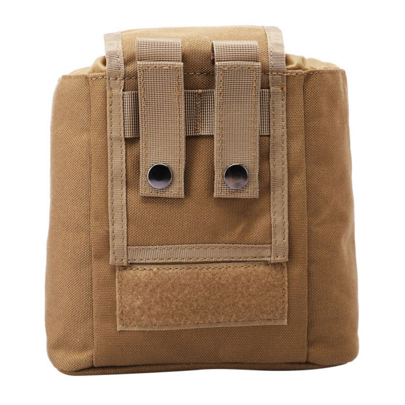 Military Molle Ammo Pouch Pack Tactical Magazine Recycling Bags  Pouch Bag Utility Outdoor Hunting Magazine Pouch