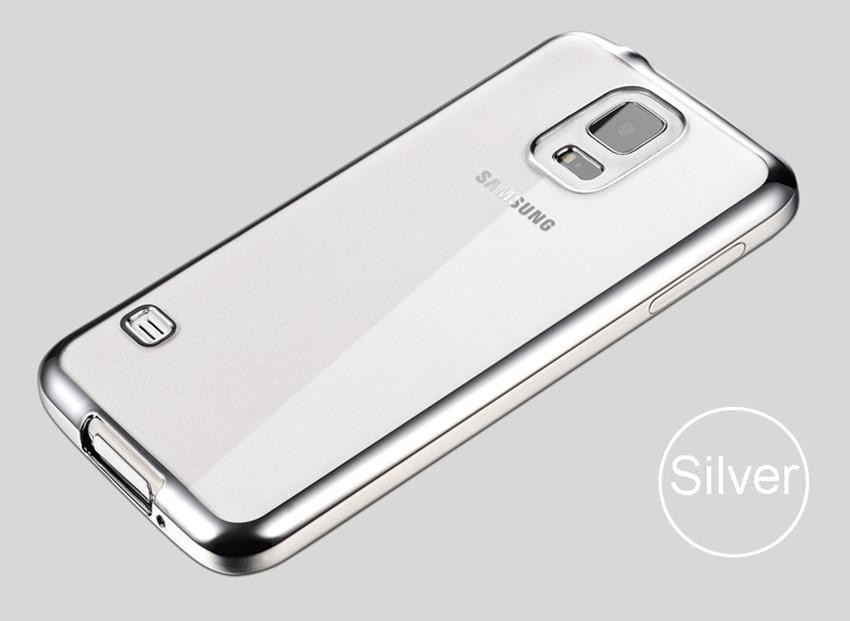 Clear Samsung Galaxy S5 Case 8