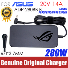 Charger RAIDER ADP-280BB ASUS Adapter 20v Original for Pg35v/G703gi/Gx701/.. AC 14A 280W