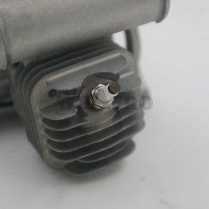 Image 3 - جديد وصول! RCGF 21CCT V2 21cc المزدوج اسطوانة البنزين/محرك البنزين ل RC طائرة