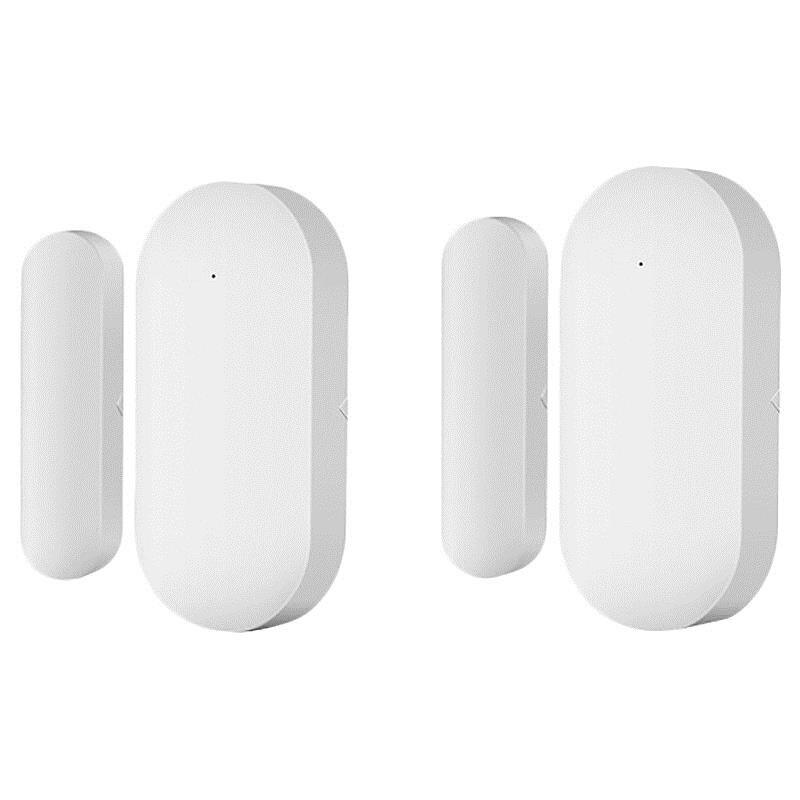 FFYY-2PCS Door Window Alarm Sensor For 433MHz Security Alarm System Smart Home DG-HOSA DG-HAMA Etc.
