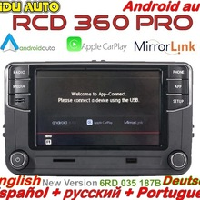 Radio Polo Carplay Passat Jetta NONAME RCD330P 187B Android Auto Golf 5 for VW 6/Jetta/Mk5/..