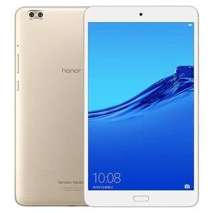 Оригинал Huawei Honor Waterplay HDL-W09 WiFi 8 дюймов 4 Гб RAM 64 Гб/128 Гб ROM Android 8,0 Hisilicon Kirin 659 Восьмиядерный планшетный ПК