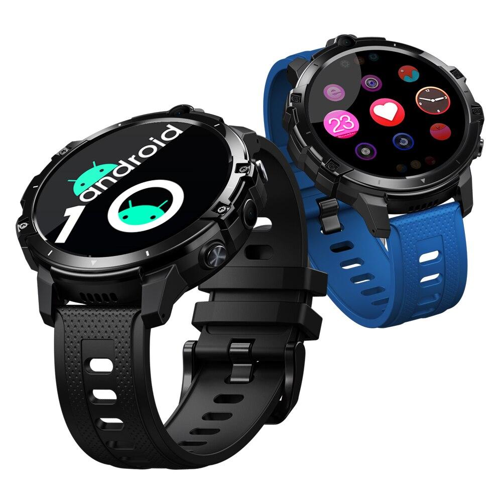 Смарт-часы Zeblaze THOR 6 SIM-карт, 1,6 дюйма, 4 + 64 дюйма, с большой памятью, процессор Helio P22, часы с камерой, водонепроницаемые, спортивные, многофункциональные 1
