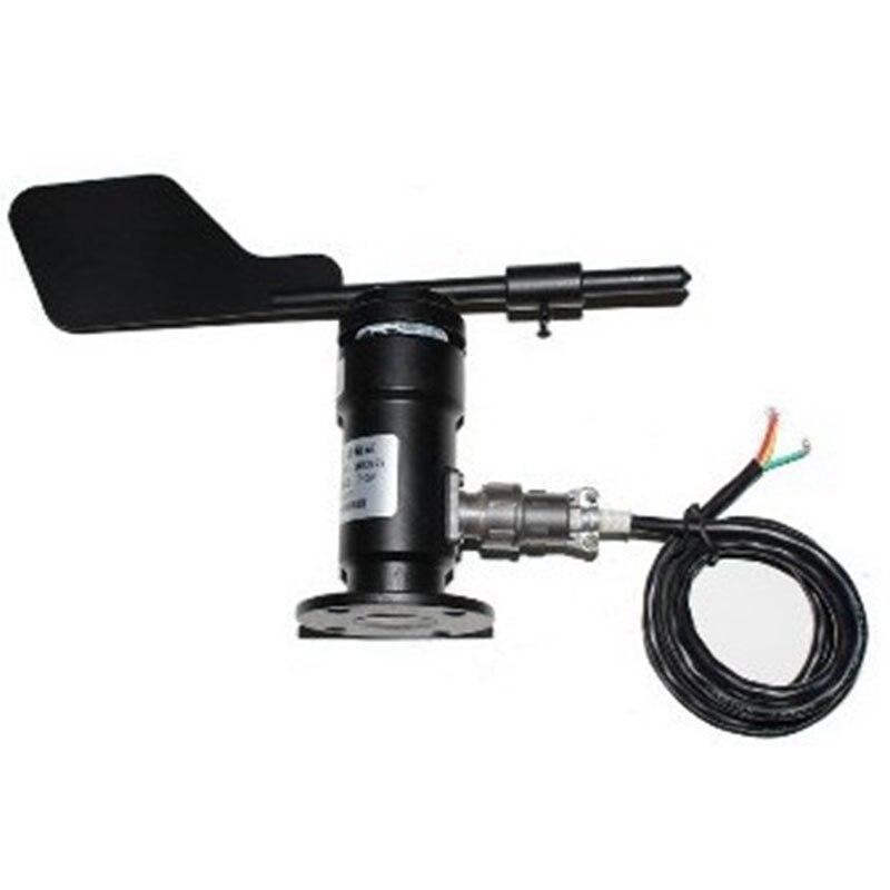 New Wind Direction Sensor Current Signal 4-20Ma 3 Lines Wind Direction Meter Output Side Outlet
