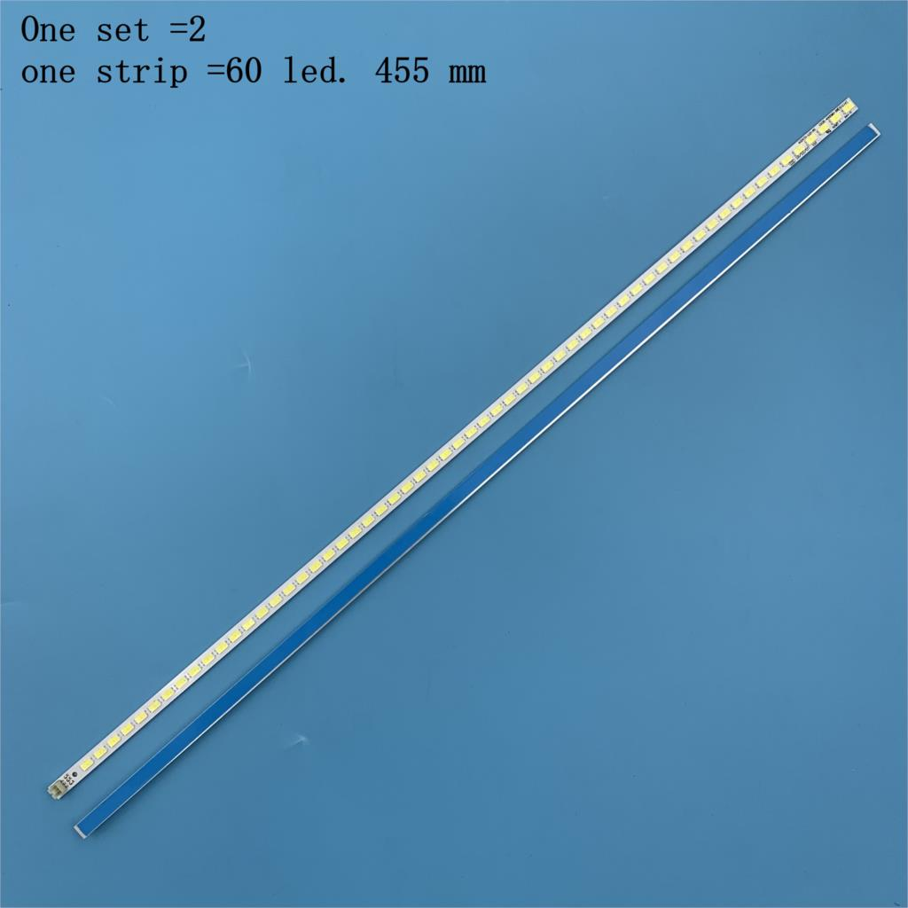 NEW!! L40F3200B 40-DOWN LJ64-03029A LTA400HM13 Backlight 1piece=60LED 455MM 10pieces/lot