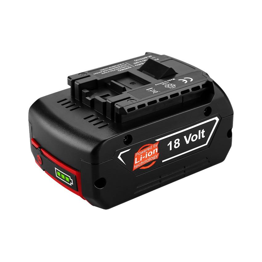 Chargeur 18V Li-Ion pour Bosch  BAT609G BAT610G BAT618 BAT618G