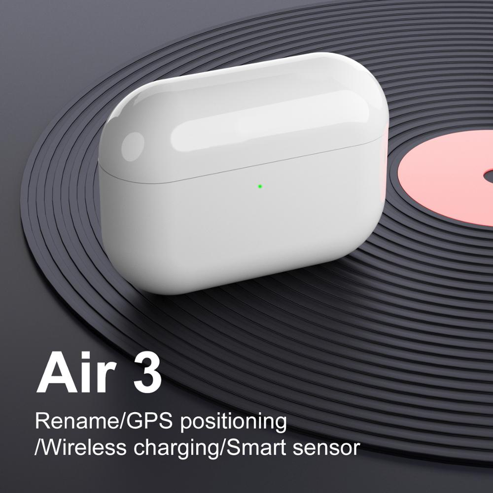 Airpodding PRO Bluetooth Headphone TWS Wireless Earphone Earbuds Stereo Bass With Mic Charging Box Sport Headset For Smart Phone