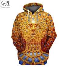 """Цвет головы человека 3d одежды в стиле """"унисекс"""" с"""