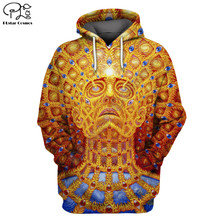 Color human head 3d Printed Unisex hoodies hip hop Fashion Hooded Sweatshirt zip hoodies men for women drop shipping