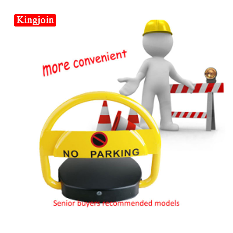 Outdoor Parking Lock Remote Control Is Automatically Turned On Place VIP Car Parking Spaces Barrier Boom LOCK