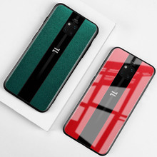 For Huawei Mate 20 Pro Case Painted Glass Phone Bag Lite Porsche Cover X 10