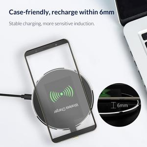 Image 4 - ORICO QI Wireless Charger Receiver สำหรับ iPhone Wireless CHARGING Receiver สำหรับโทรศัพท์ Micro USB Type C