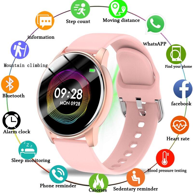 relogio feiminio Digital Watch Women Luxury Rose Gold Women Men Sports Watches LED Electronic Wrist Watch Waterproof reloj mujer(China)