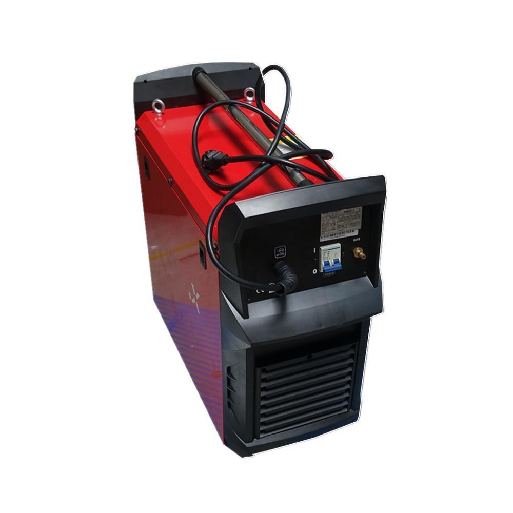 Synergic Pulse MIG Kompakte Schweißer Aluminium Schweißen Maschine Digitale Multi-Prozess MIG MAG WIG MMA Schweißen Ausrüstung