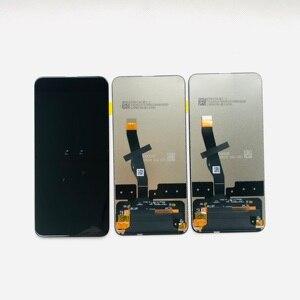 Image 3 - Pantalla LCD de 6,59 pulgadas para Huawei Y9 Prime 2019 STK LX1 honor 9X STK L21 Original, piezas de montaje y herramienta de digitalizador con pantalla táctil, color negro