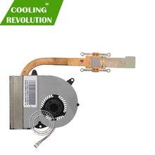 Ventilador de Nueva CPU para ASUS U32U X32U, ventilador de refrigeración y disipador térmico original 13GN2J1AM010 1/45UJN00 3A
