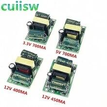 12 فولت 400mA 450ma AC DC معزولة الطاقة محول فرق الجهد 220 فولت إلى 12 فولت تنحى وحدة 3.3 فولت 5 فولت 700ma