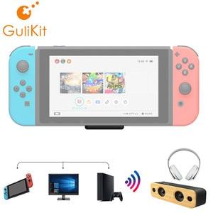 Image 5 - GuliKit NS07 אלחוטי Bluetooth אודיו סוג C USB משדר מתאם משדר השהיה נמוכה עבור מתג/מתג לייט/PS4/PC