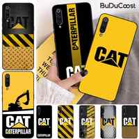 CUCI Caterpillar logo DIY de lujo funda de teléfono para xiaomi mi 8 9 8SE 9SE 8Lite mix2 2S max2 3 teléfono móvil F1