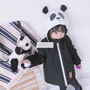 Image 5 - girlymax kids clothes line friends panda snowsuit boys clothing girls clothing family matching clothes korean style