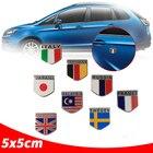3D Emblem Badge Auto...