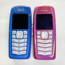 משלוח חינם משופץ מקורי נוקיה 3100 נעול טלפון נייד & שנה אחת אחריות