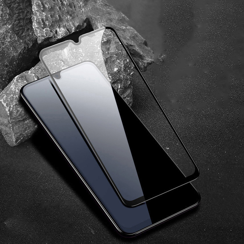 9D Screen Protective Glass on For Samsung Galaxy A30 A50 A31 A51 A71 A01 A11 A21 A21S M11 M21 M31 M51 Tempered Glass Film Case