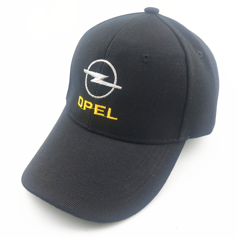 Unisex Cotton Car Logo Performance Baseball Cap Hat For Opel Car Hat Embroidery Dad Hat Trucker Snapback Hip Hop Cap Streetwear