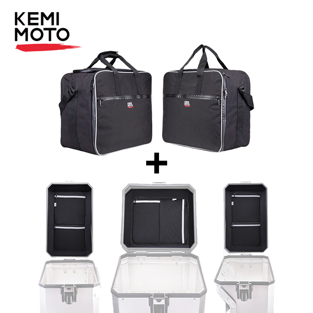 For BMW R1200GS R1250GS LC Adventure Motorcycle Bag Box Inner Container Bag for BMW GS 1200 1250 GS LC Adventure PVC Luggage Bag