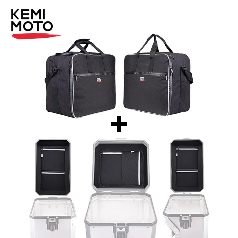 De la caja de la bolsa de contenedor interno con bolsa de PVC bolsa de equipaje para BMW R1200GS R1250GS LC ADV-aventura R 1200, 1250 GS partes