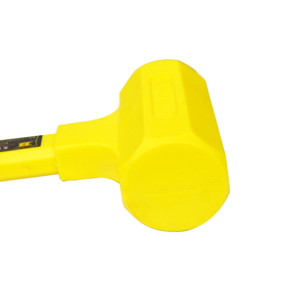 Gumové kladivo BOSI s mrtvou ranou - Ruční nářadí - Fotografie 3
