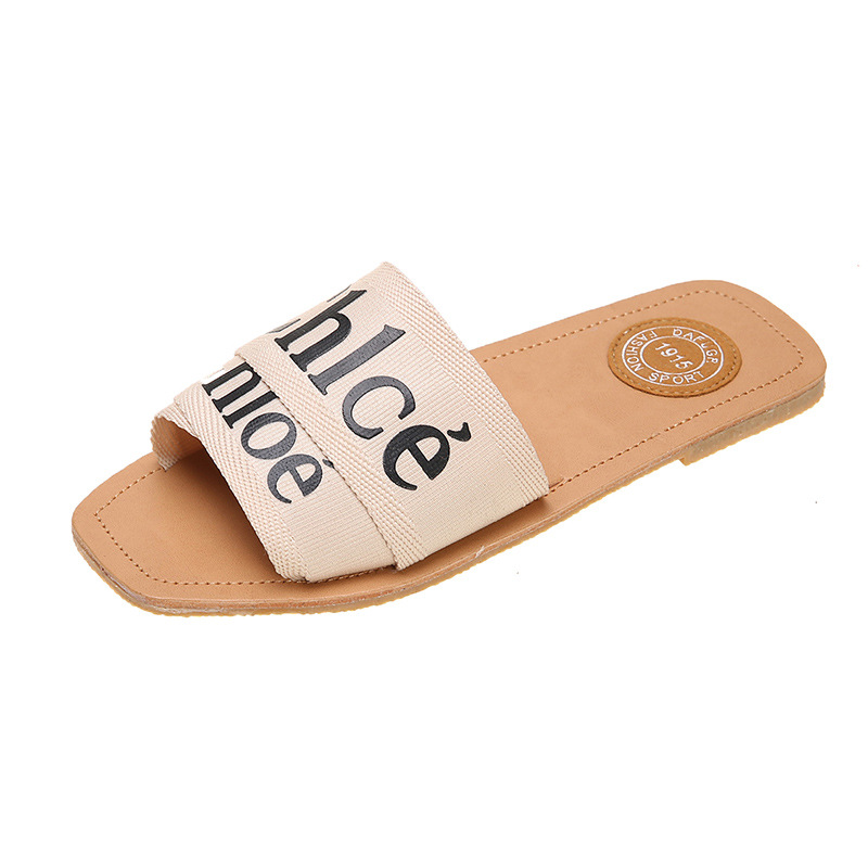 Sale 2020 New Summer Casual Women Flat Sandals Indoor And Outdoor Woman Ladies Shoes Bohemia Genuine Beach Flip Flops Shoes