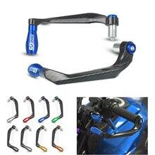 Accessori moto leve frizione freno manubrio protezione protezione per BMW F650GS F650CS handmade F650CS SCARVER F 650 GS F650 CS