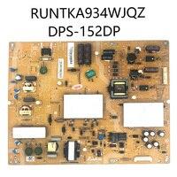 Placa de potência original 100% de teste para LCD-60LX840A RUNTKA934WJQZ DPS-152DP DPS-140TP
