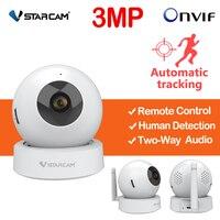 Vstarcam Guard Camera 3MP Wifi Camera Human Pet AI Webcam Ip Camera Security Home Indoor Cam Pan & Tilt 360 videoregistratore cam