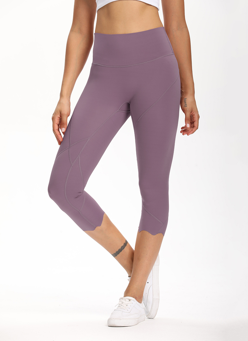 H6307047d209f4b1fb882d8823057ffa93 Cardism High Waist Sport Pants Women Yoga Sports Gym Sexy Leggings For Fitness Joggers Push Up Women Calf Length Pants Wave