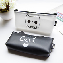 Pen-Box Stationery-Pouch Pencil-Bags Kawaii Storage-Bag School-Supplies Chinese Student
