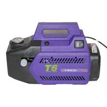 цена на Portable High Pressure Household Car Washer 220V Via Induction Motor Self-priming Car Washing Machine High Pressure Car Washer