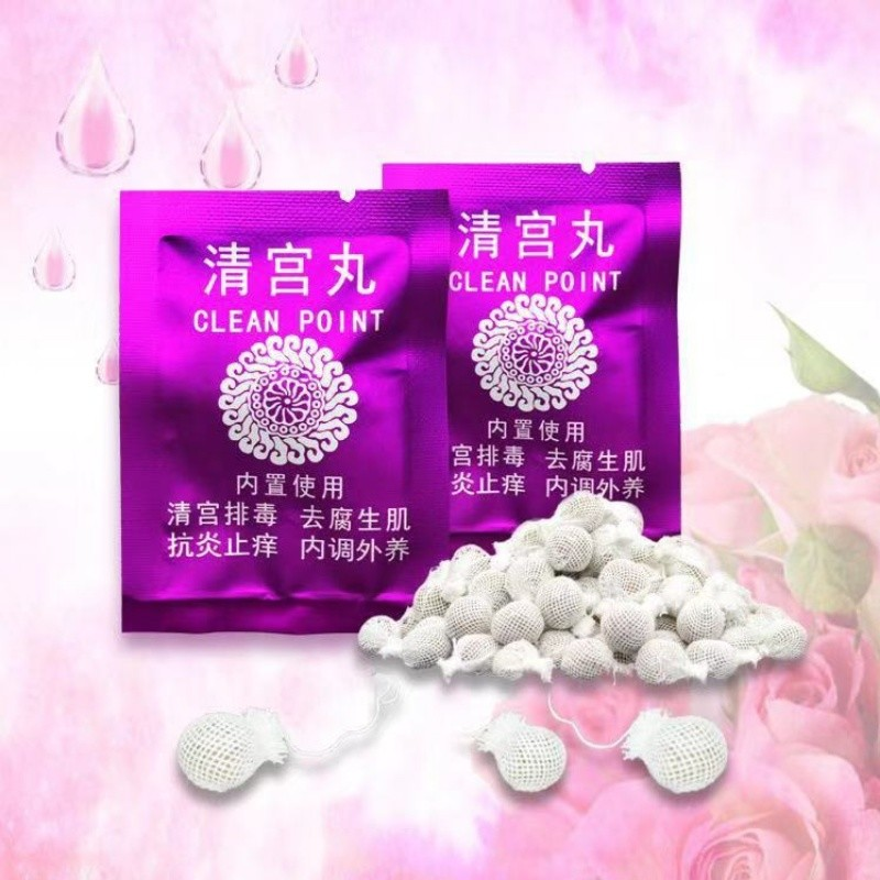 5PCS Tampons Yoni Detox Pearls Vaginal Treatment Tampons Yoni Steam Medicinal Clean Point Tampon Beauty And Health For Women